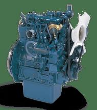 Kubota Engine D722 - 18.8HP