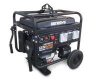 6.25kva Petrol Portable Generator