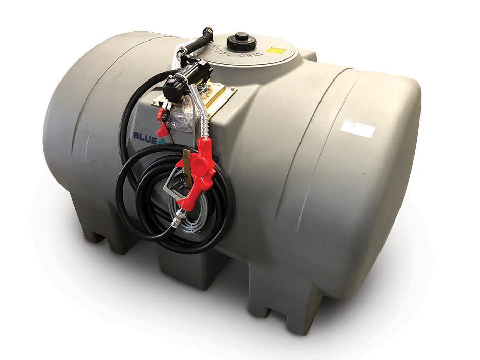 Diesel Fuel Tank 1100L BP3000 w/ 12V Pump Kit