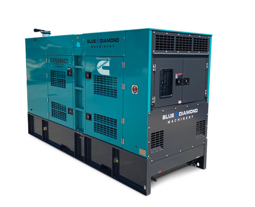 Cummins 385KVA Diesel Generator
