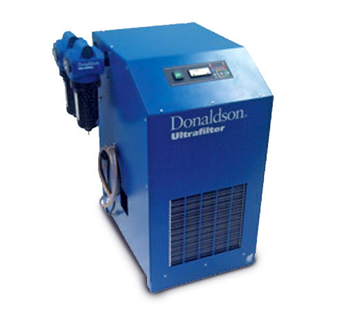 88CFM Donaldson Air Dryer and Filter Package