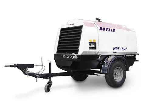 Rotair Portable Compressor 176HP, 530CFM