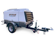 Portable Compressor 131HP 400CFM - ROTAIR MDVS 120 P10