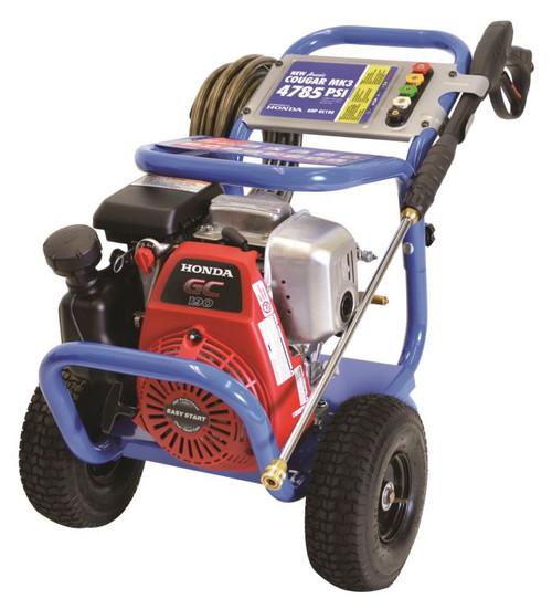 Petrol Pressure Washer 3000PSI, 6HP Honda Engine