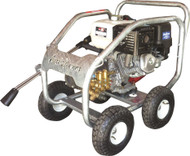 High Pressure Washer 4000PSI, 13HP, Honda Engine.
