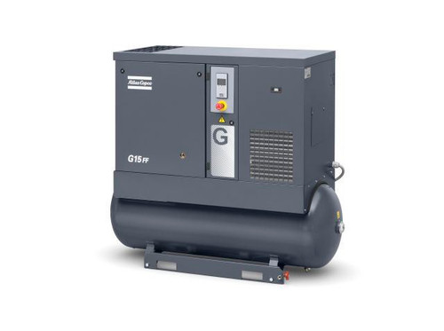 Rotary Screw G7 Air Compressor- Atlas Copco
