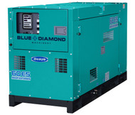 DENYO 60KVA Diesel Generator - DCA-60ESI2