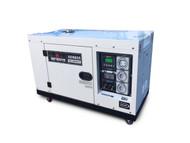 Portable Generator - Diesel 8KVA Canopy 240V