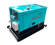 DENYO 6KVA Diesel Generator Single Phase - DCA-6000SS