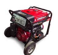 Portable Generator - 9KVA Petrol Open Frame