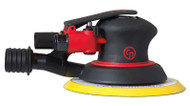 "Chicago Pneumatic -Sanding - 6"" orbital sander - 5mm orbit - Central Vacuum"