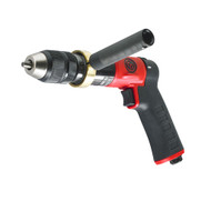 "Chicago Pneumatic - Drilling - 1/2"" drill - General Maintenance - Keyless Chuck"