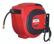 Heavy Duty Industrial Air Hose Reel with 20m x 10mm ID PVC hose