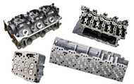 Complete Cylinder Head for Cummins ISX & EGR