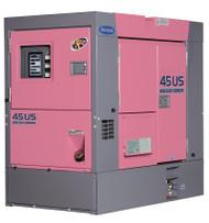 DENYO 45KVA Diesel Generator - 3 Phase - DCA-45USI2 - Ultra Silenced