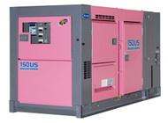 DENYO 150KVA Diesel Generator - 3 Phase - DCA-150USK - Ultra Silenced