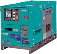 DENYO 18KVA Diesel Generator - 1 Phase - DCA-18ESX