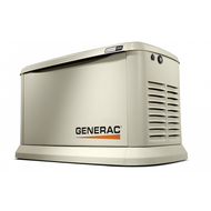 10 KVA Generac Guardian Series - Gas Powered Generator