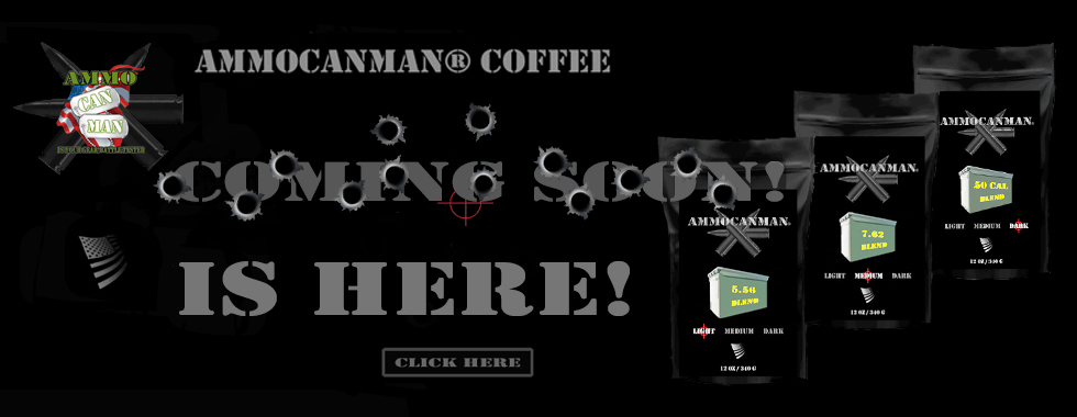 ammo can man coffee