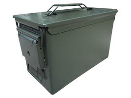 New 50 Cal Ammo Can Blank