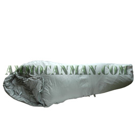 Patrol Sleeping Bag Gray New