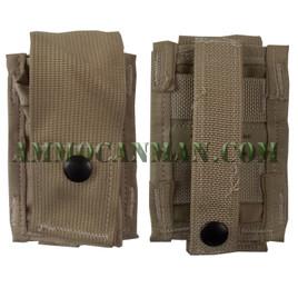 MOLLE 40MM Grenade Pouch Single Desert Camo New