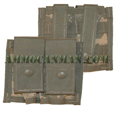 MOLLE 40MM High Explosive Double ACU Digital New