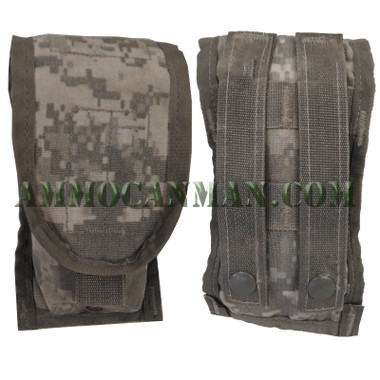 MOLLE M4 Two Mag Pouch ACU Digital Previously Issued