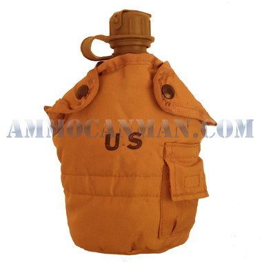 ALICE Desert Tan Canteen Cover w Canteen  Previously Issued