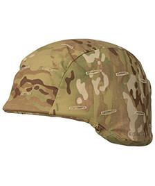Multicam Kevlar Helmet Cover