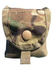 MOLLE II MultiCam Grenade Pouch