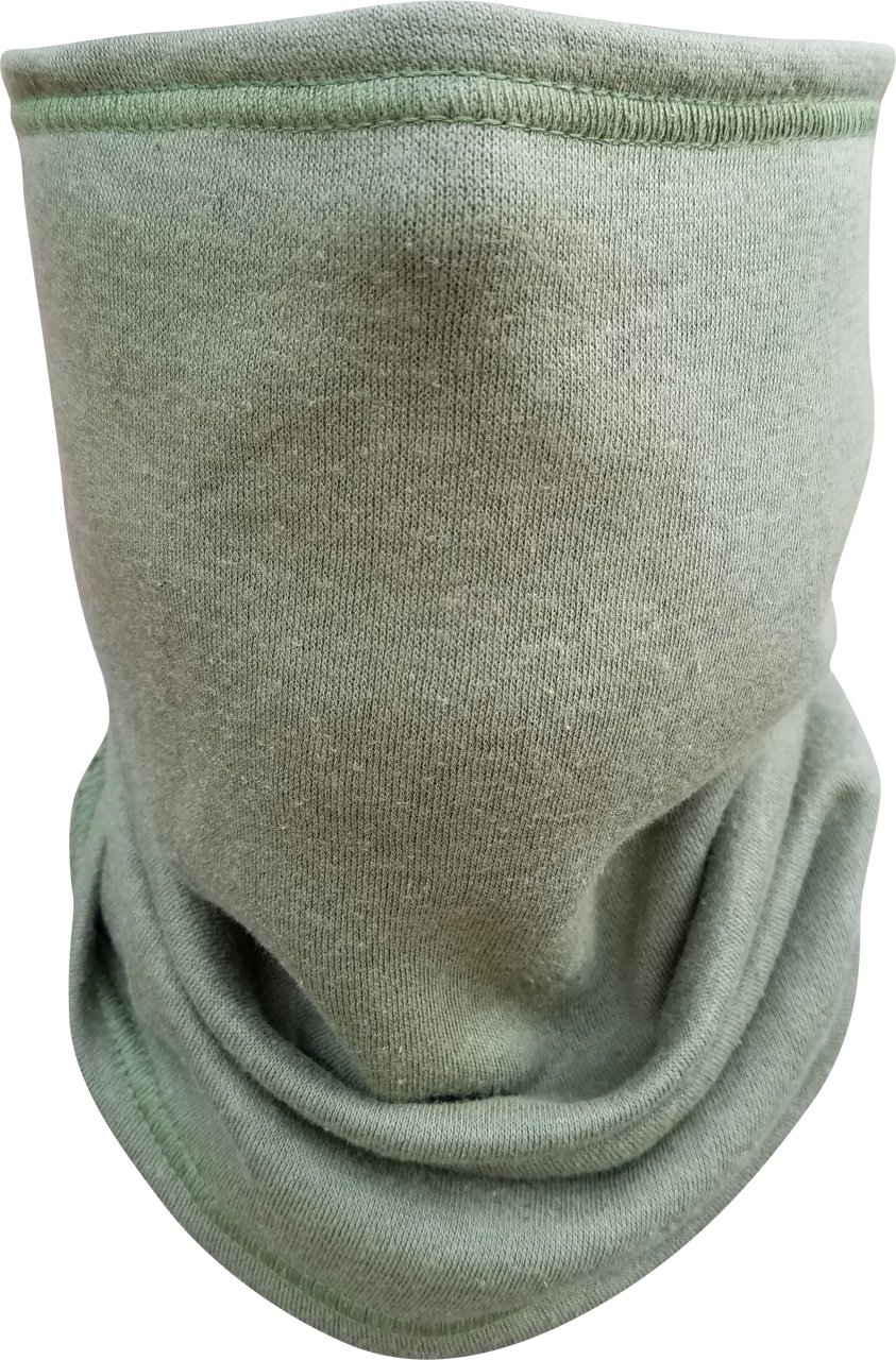 Genuine Us Military Issue Fleece Neck Gaiter Assort Colors Ammo