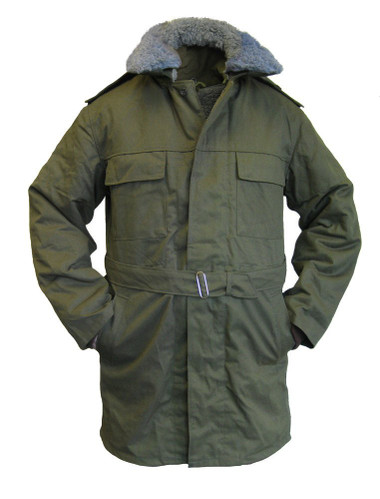 Weather Coat Liner Olive Drab Green Previously Issued