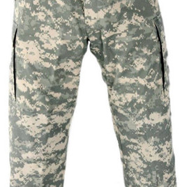 Military Surplus Trousers, ECWCS, Gen II, Large, Long, NSN 8415-01-526-9068