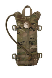 MOLLE II HYDRATION SYSTEM CARRIER MULTI CAM