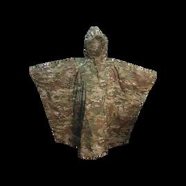 Ammo Can Man ACM Poncho-OCP Multi Cam Twill Poncho