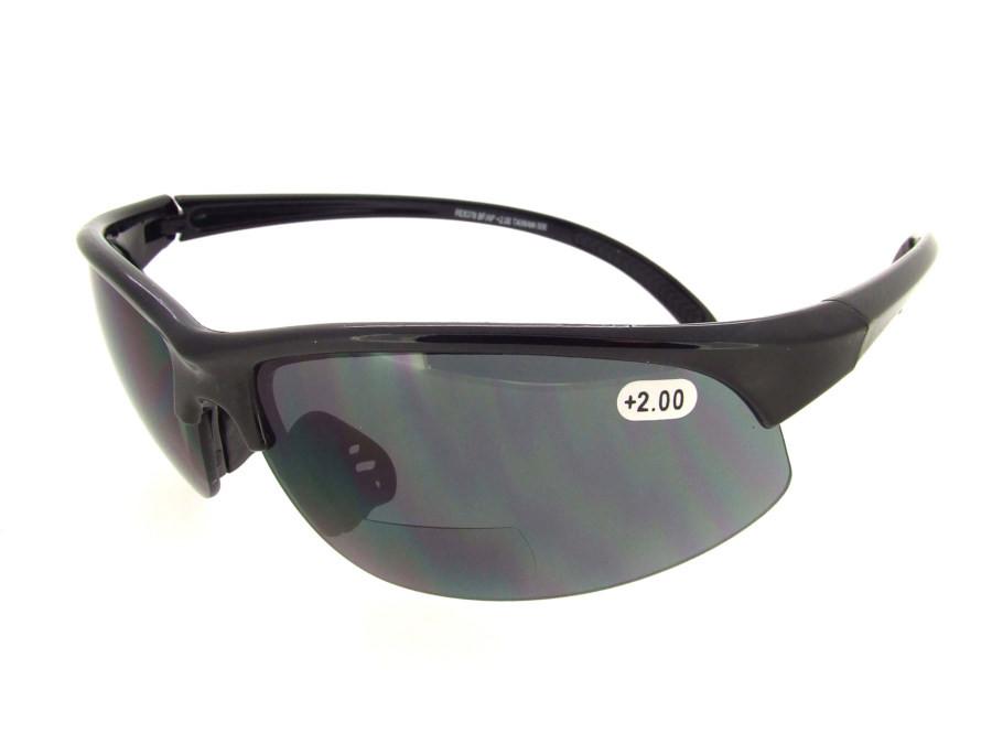 1049fde73d Bifocal Half Frame Sunglasses BI78 - ePolarizedSunglasses.com