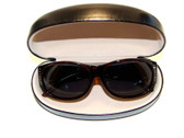 Sunglasses Case Hard Clam Shell Small
