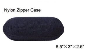 Nylon Zipper Sunglasses Case