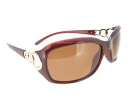 Women's Classy Brown Frame Sunglass - Brown Polarized Lenses