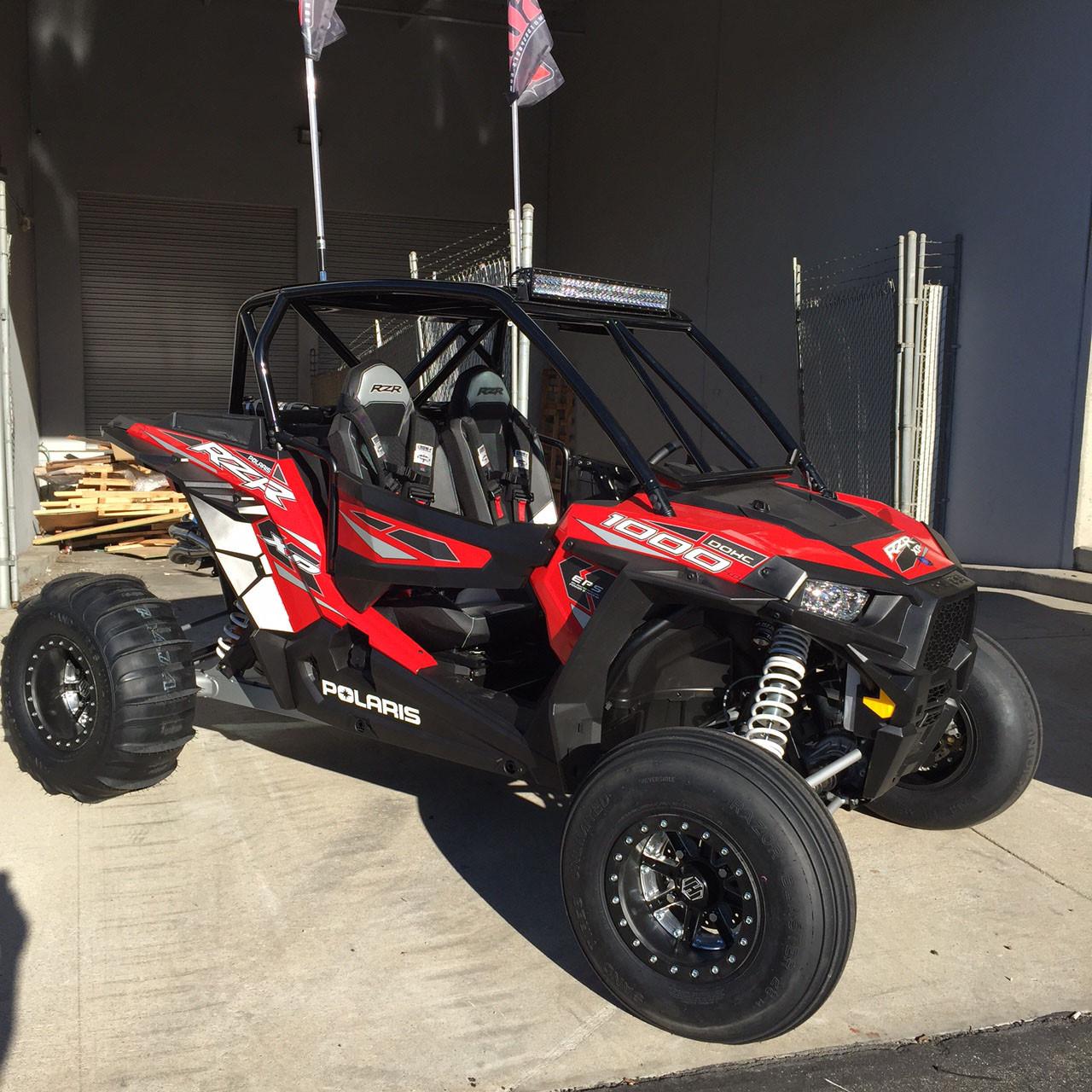 Xp2 Shorty Cage Polaris Rzr Xp 1000 Sdr Motorsports