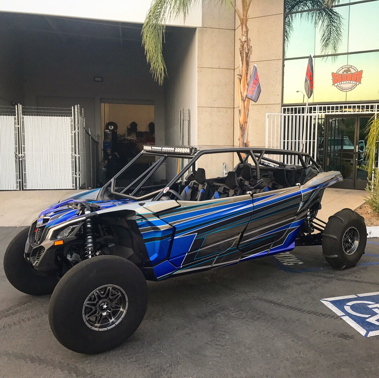 X 3 Maxx Sport Cage Can Am Maverick X3 Maxx Sdr