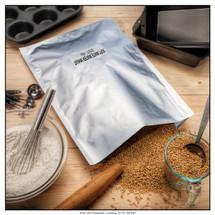 "(25) 10""x16"" 5 Mil Mylar Bags -1 Gallon 5 mil Heat Sealable Odor Proof"