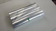 "8""x16' SteelPak Textured FoodSaver Compatible Mylar Vacuum Seal Rolls (Patent Pending; 16 Feet)"