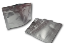 """(50) 9""""x6""""x3"""" 7 Mil Stand Up Aluminum Foil Mylar Bag - Pack of 50"""