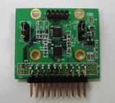 InvenSense MPU-6000 6-Axis (Gyro + Accelerometer) Sensor Evaluation Board