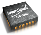 InvenSense ITG-3200 Integrated 3-Axis Digital Output Gyroscope Sensor IC