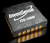 InvenSense ITG-3200 Integrated 3-Axis Digital Output Gyroscope Sensor IC
