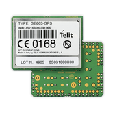 GE863-GPS GSM/GPRS and GPS Embedded Wireless Module