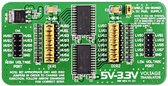 5V-3.3V Voltage Translator Board